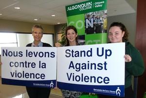 <b>Algonquin College SSW Program</b>