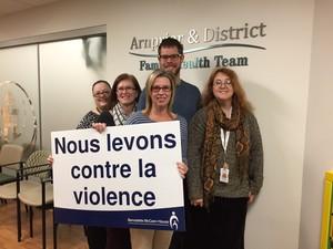 <b>Arnprior Family Health Team</b>
