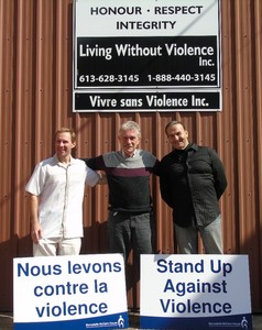 <b>Living Without Violence</b>