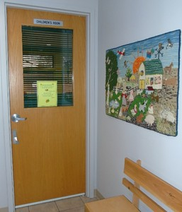<b>children&#039;s room entrance</b>
